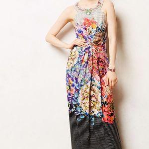 Ranna Gill Arnala Rhinestone Maxi Dress